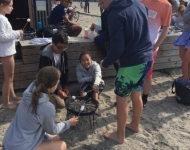 7.ab på Amager Strand 8