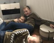 Uge 5 Fritid Drengene Familien Ryhl