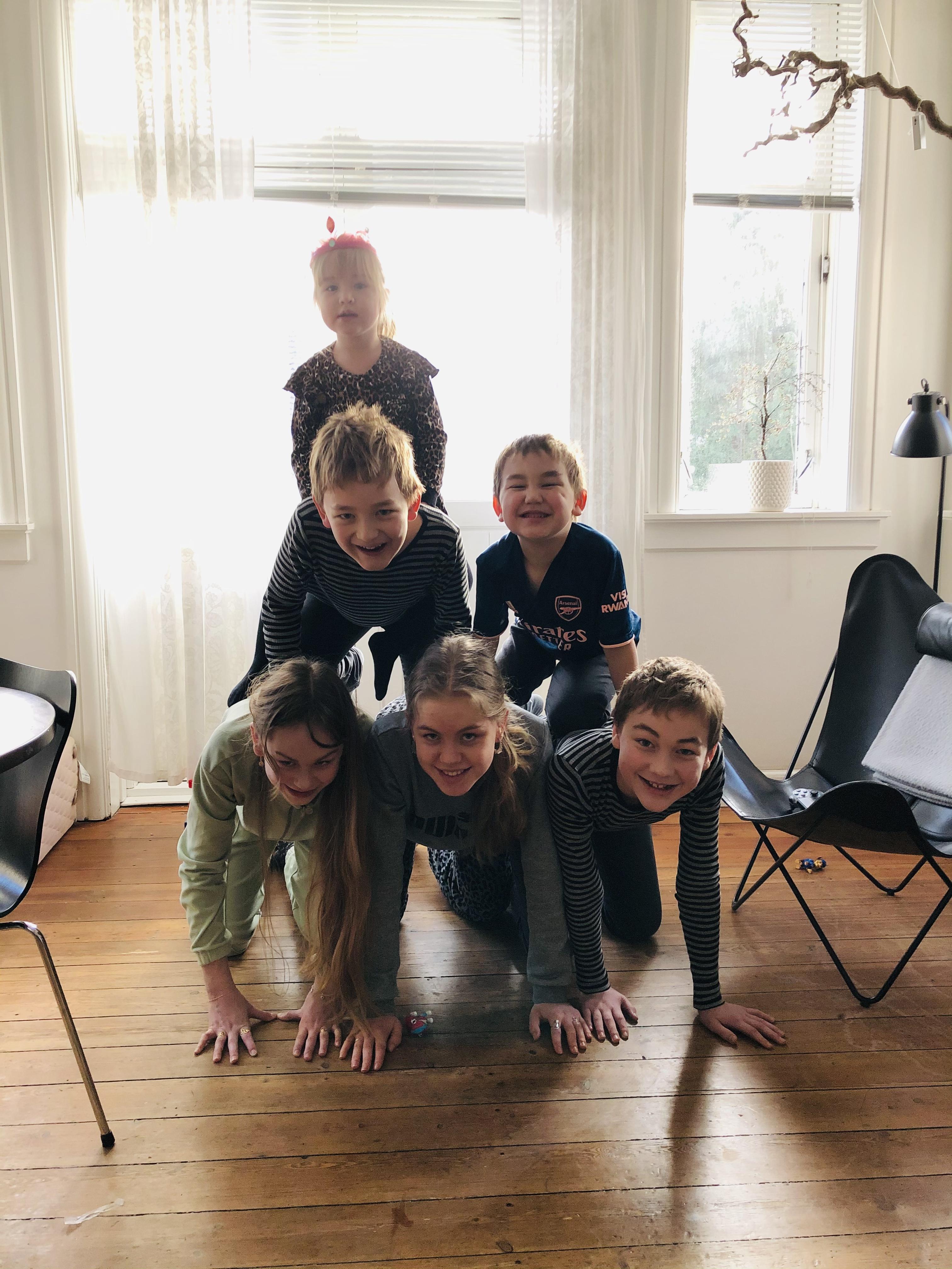 Uge 5 Fritid Familien Ryhl